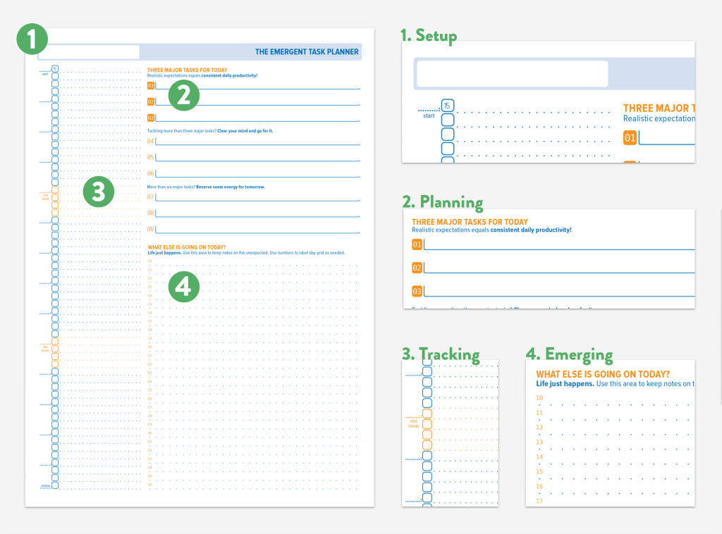 How I use the Emergent Task Planner